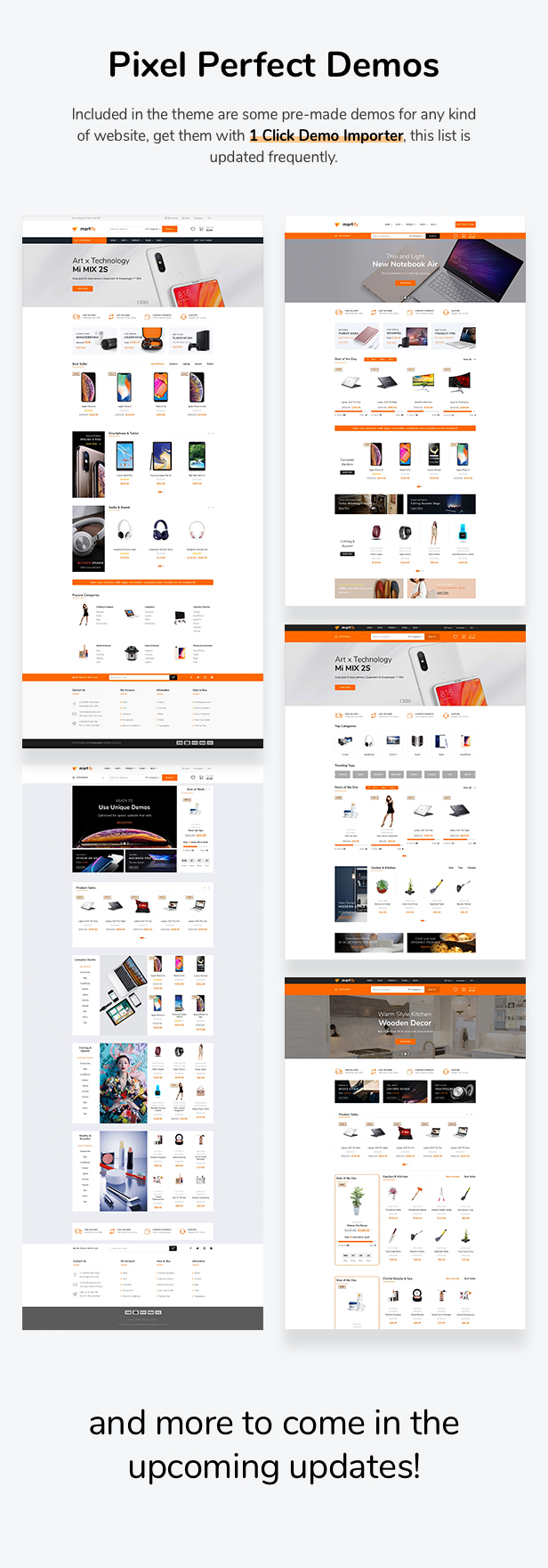 Martify - WooCommerce Marketplace WordPress Theme - 5