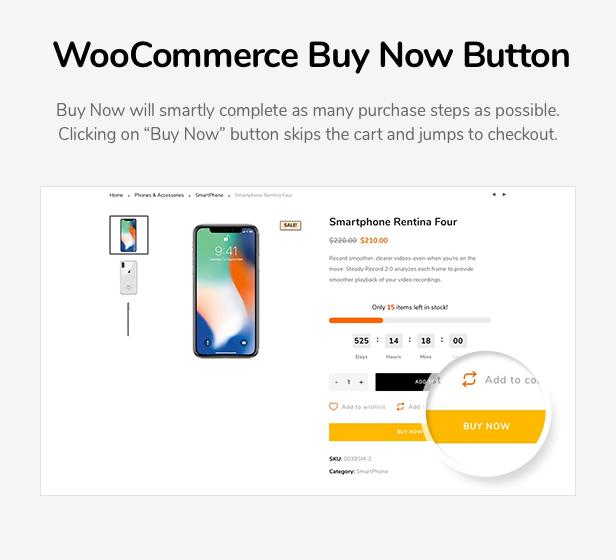 Martify - WooCommerce Marketplace WordPress Theme - 19