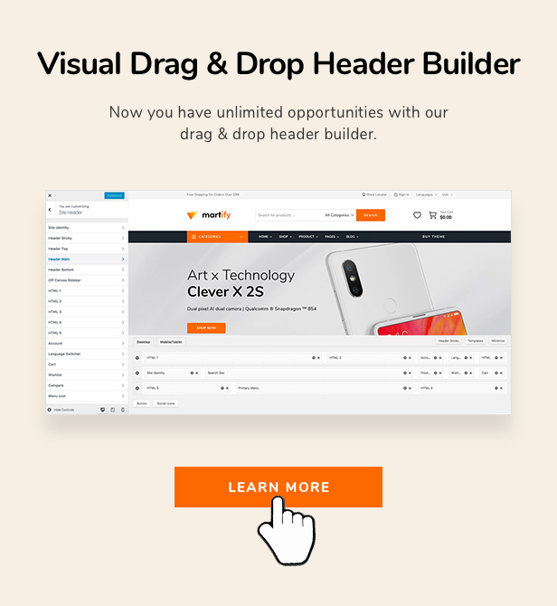Martify - WooCommerce Marketplace WordPress Theme - 8